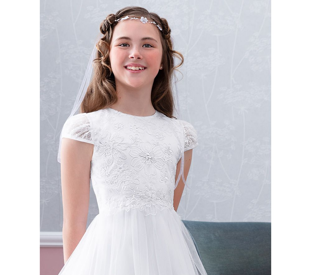 NEW SEASON Emmerling Couture - Eva Communion Dress