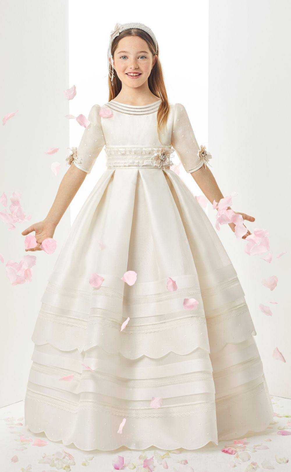 Rosa Clara Communion Dress