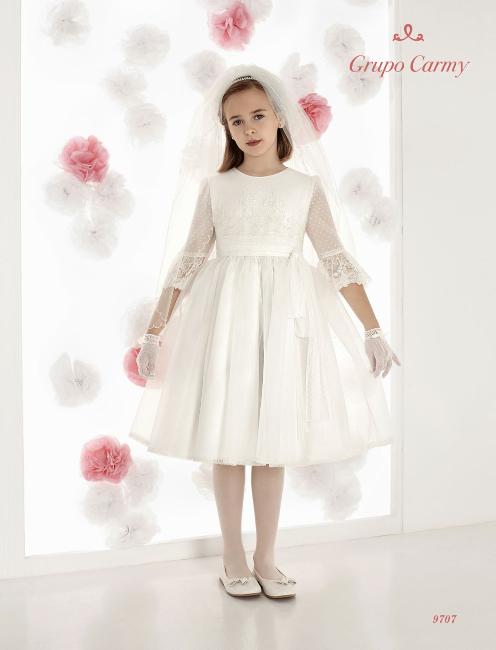 Communion Dress - Carmy 9707