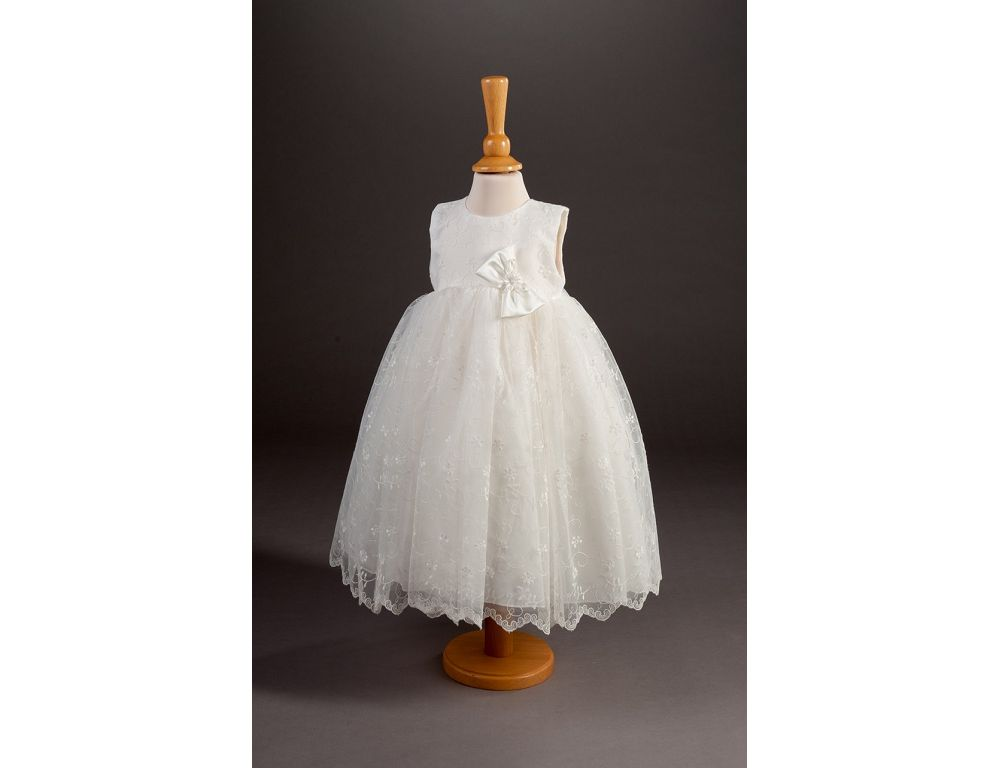 christening dress constance by millie grace