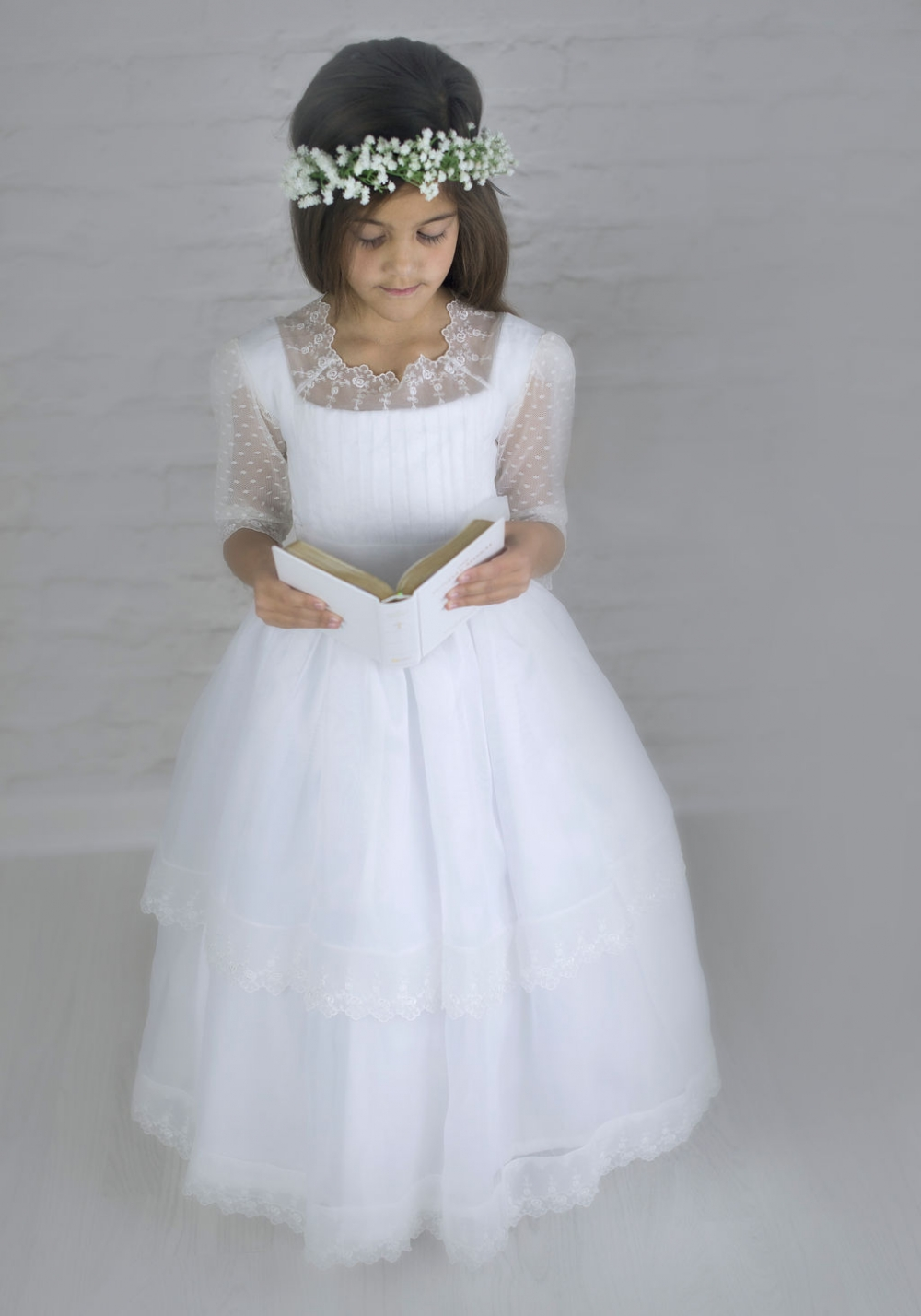 juliana communion dress