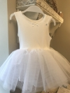 christening dress tutu petticoat