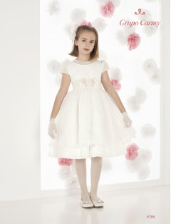 communion dress - carmy 9700