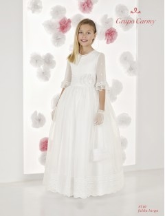 communion dress - carmy 9710