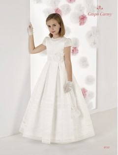 communion dress - carmy 9733
