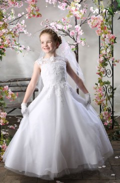 Berberis Communion Dress