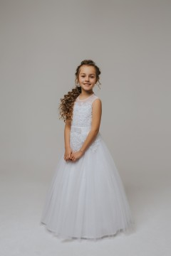 Danielle Communion Dress by La Petite Lucy - ONLINE ONLY