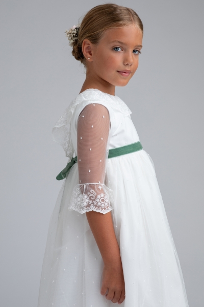 pia communion dress