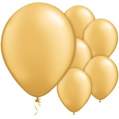 gold balloons - 11