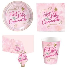 communion - pink party pack - new!
