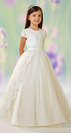 joan calabrese - communion dress - 118318 - new for 2019