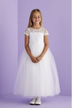 communion dress - Lydia
