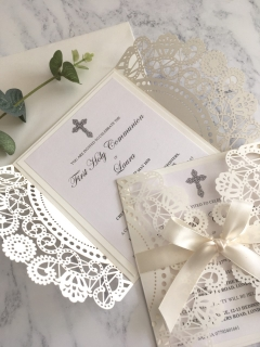 personalised handmade invitations
