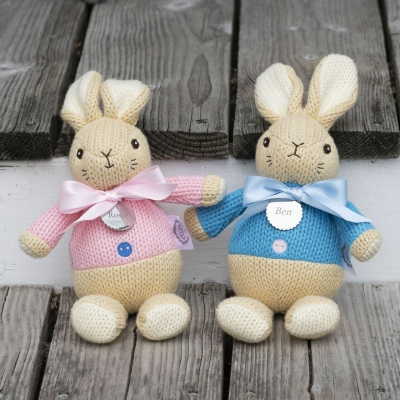 my first peter rabbit or flopsy bunny