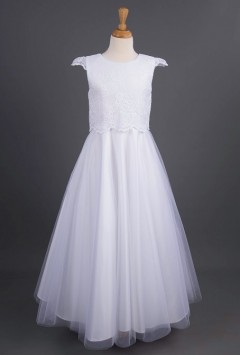 Communion Dress by Millie Grace - Claire