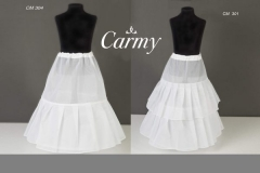 spanish communion dress petticoat