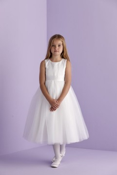 communion dress - meghan