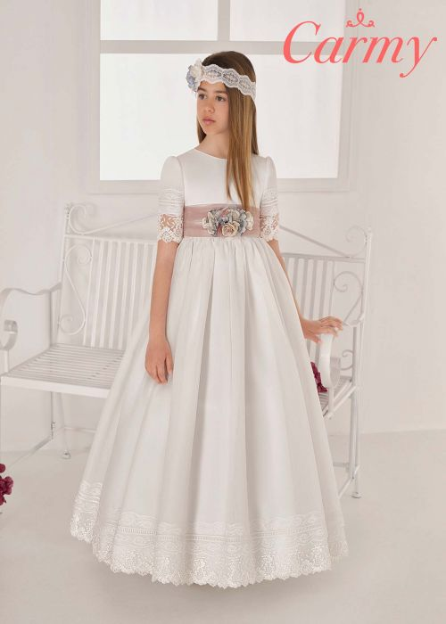 NEW FOR 2021 - Communion Dress - Carmy 20009