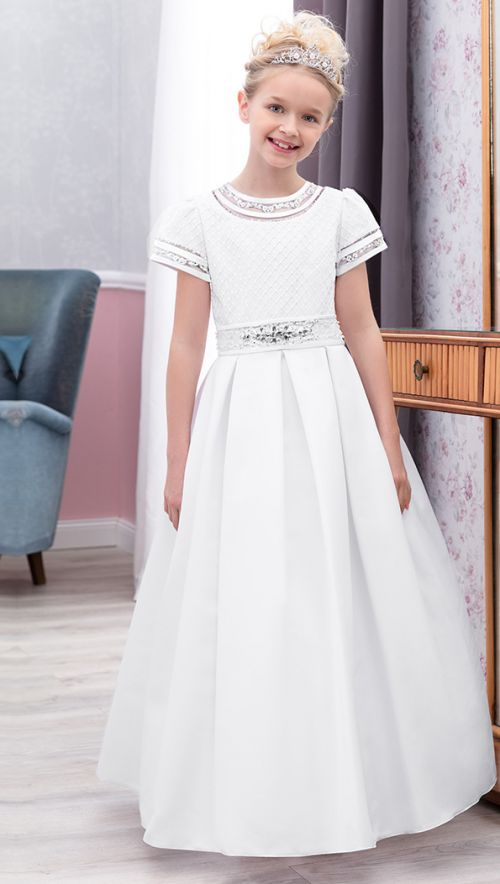 NEW SEASON Emmerling Couture - Elsa Communion Dress