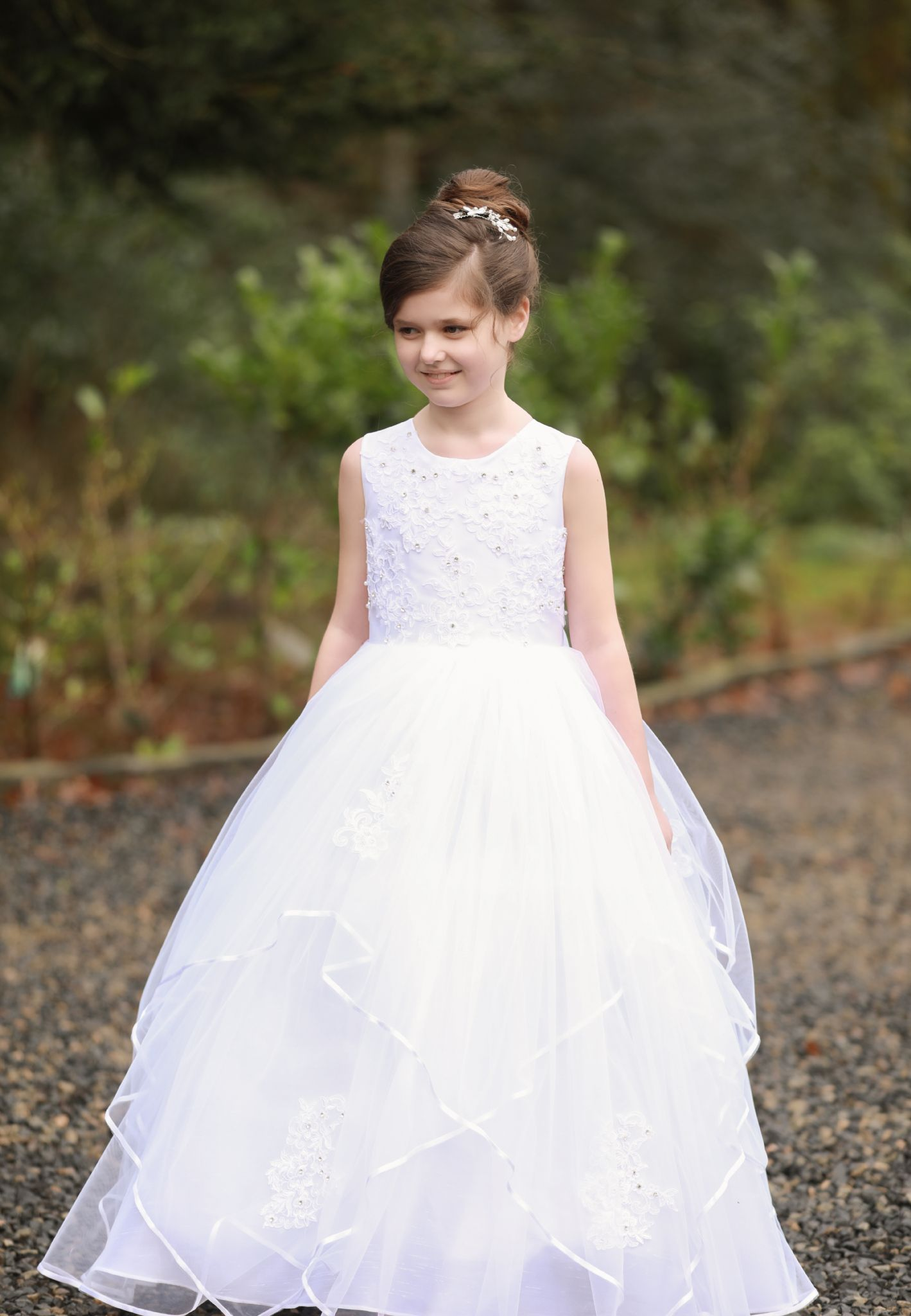 d2a255500c3 10 years - Communion Dresses for 10 year olds - Age   Size 10 yrs ...