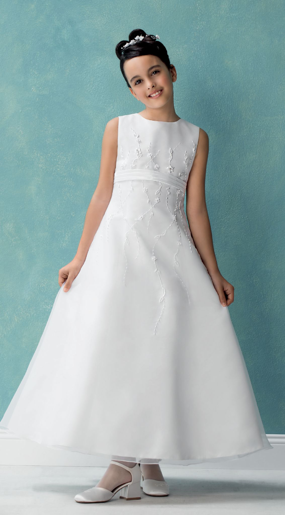 Plus Size Communion Dresses for Girls - Communion Dresses ...