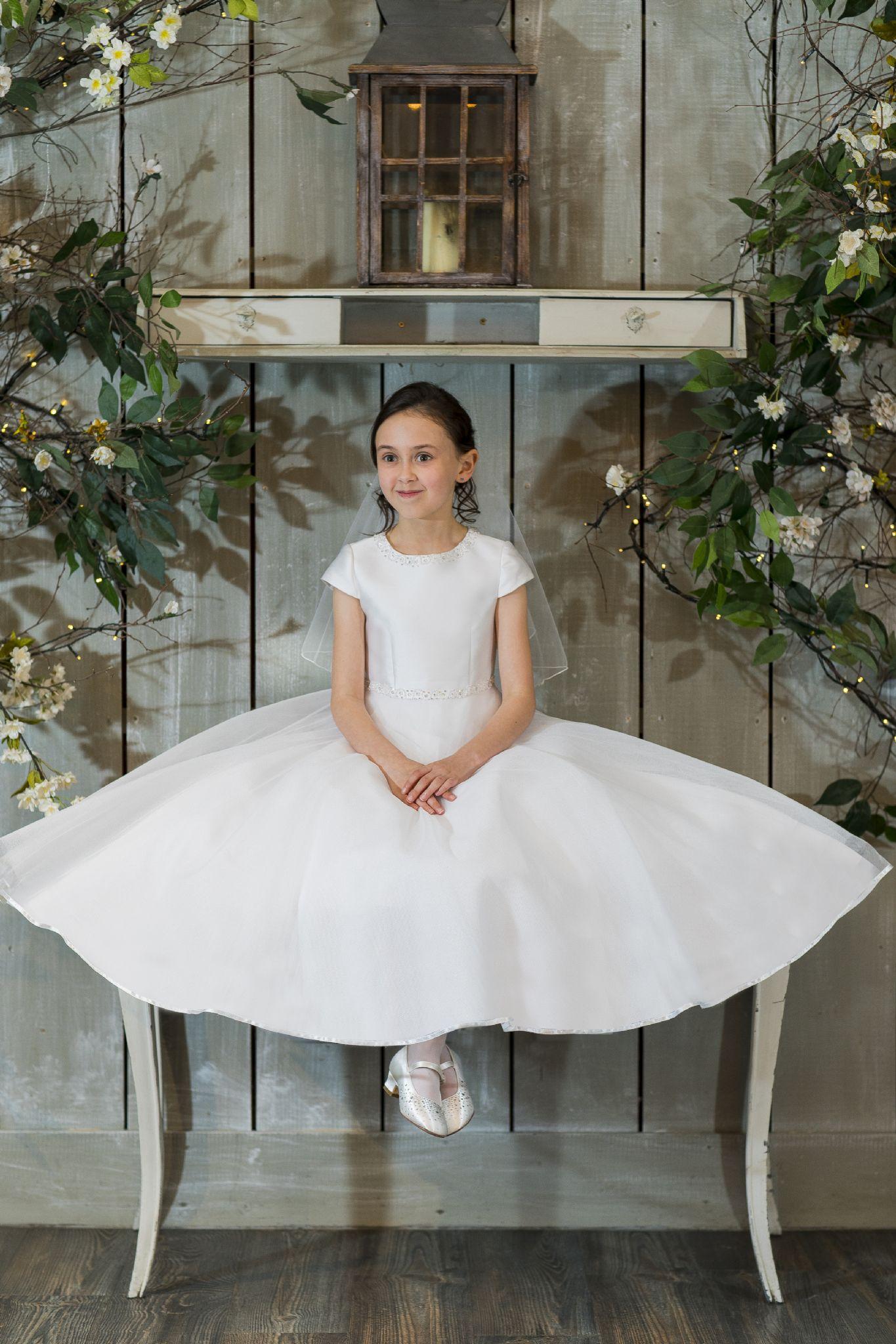 b58f9bca2 Isabella & Koko - Designer Communion Dress Collection - Beautiful ...