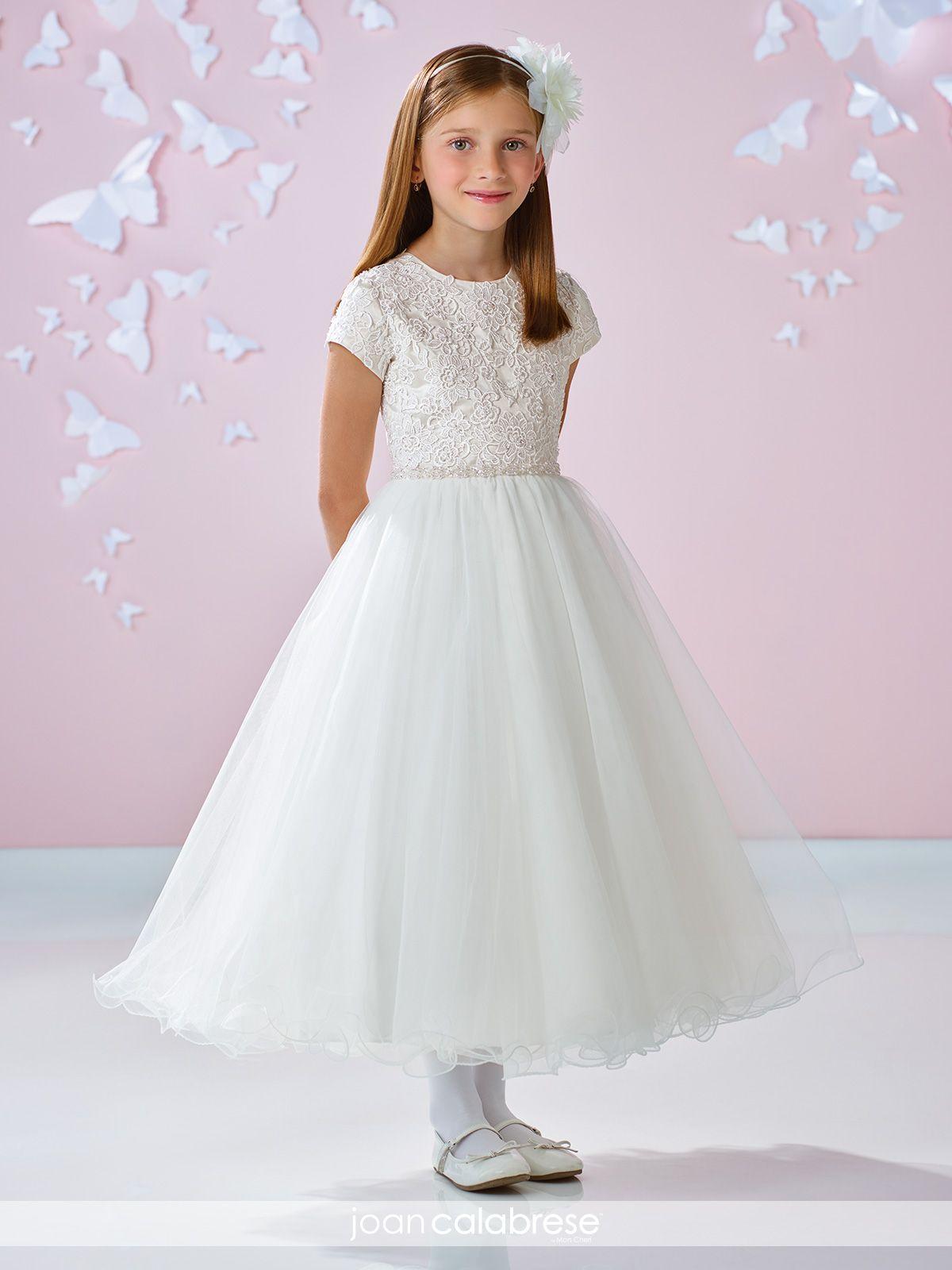 71a6903d537 Joan Calabrese Communion Dresses - Calabrese Girl - Mon Cheri little ...