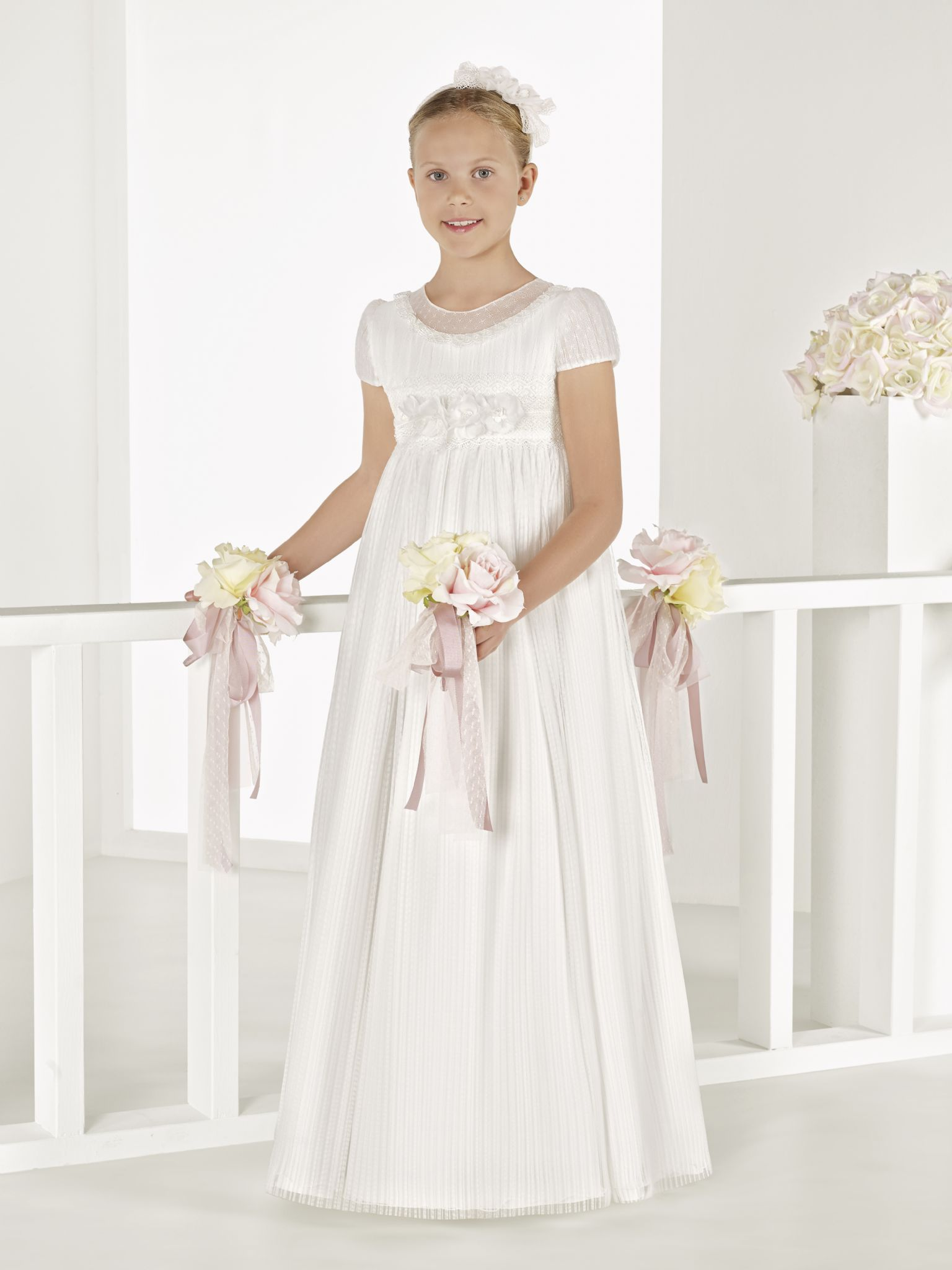 e8da798f312 Rosa Clara Communion Dress - Fiona