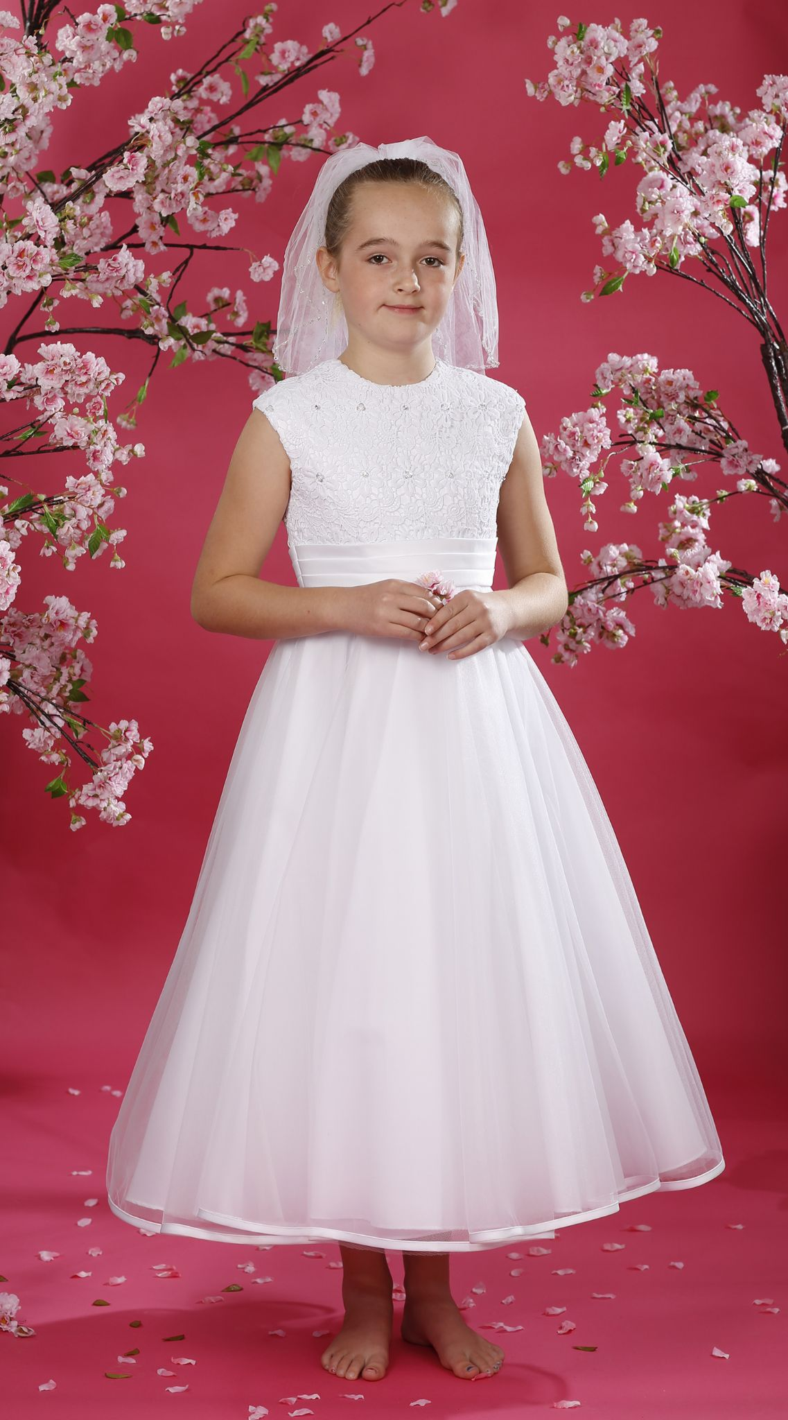 6ddf44f2d9a Communion Dress Garland by Celebrations
