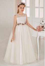Ivory Communion Dresses