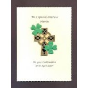 Celtic First Holy Communion Cards