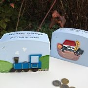 Christening Money Boxes