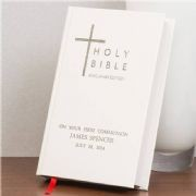 Personalised First Communion Bibles, Missals & Prayer Books