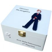 First Holy Communion Keepsake Memory Boxes