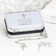 Personalised Silver Plated First Communion Gifts